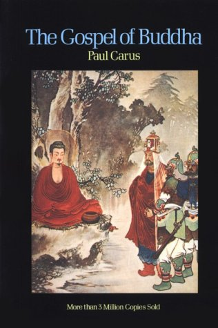 The Gospel of Buddha 9780875482286