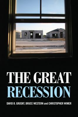 The Great Recession 9780871544216