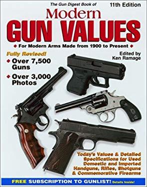 The Gun Digest Book of Modern Gun Values 9780873492492