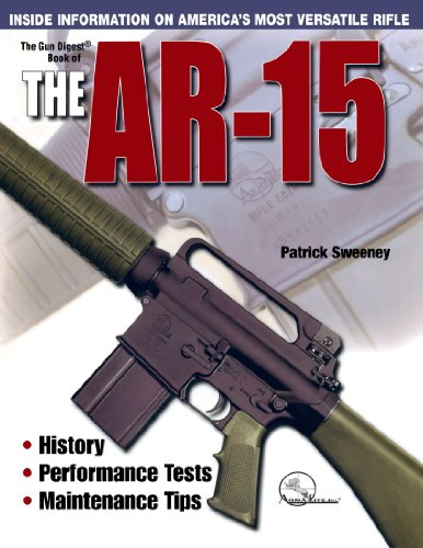 The Gun Digest Book of the AR-15 V01 9780873499477