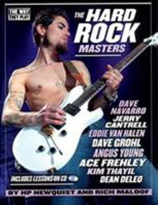 The Hard Rock Masters [With CD] 9780879308131