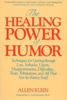 The Healing Power of Humor 9780874775198