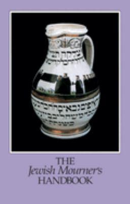 The Jewish Mourner's Handbook 9780874415285