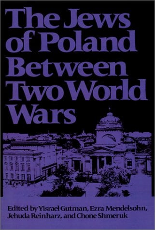The Jews of Poland Between Two World Wars 9780874515558