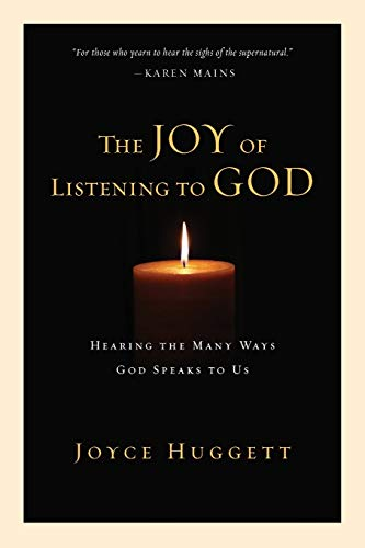 The Joy of Listening to God 9780877847298