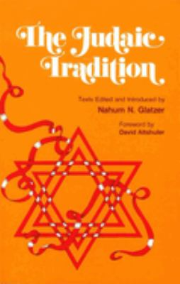 The Judaic Tradition 9780874413441