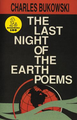 The Last Night of the Earth Poems the Last Night of the Earth Poems 9780876858639