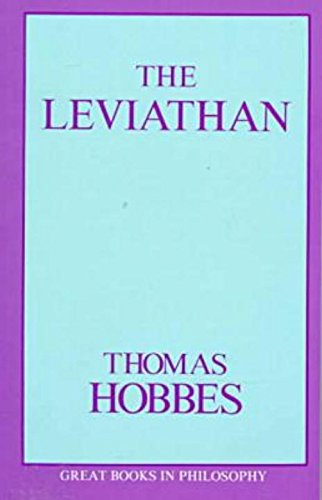The Leviathan 9780879754457