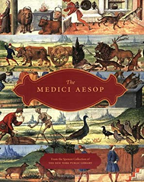 The Medici Aesop: NYPL Spencer 50 from the Spencer Collection of the New York Public Library 9780871044549
