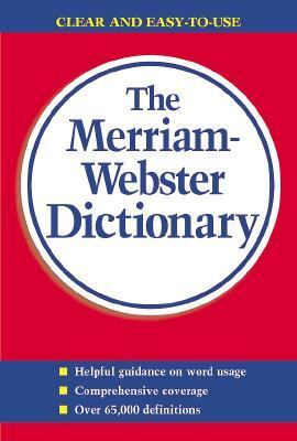 The Merriam-Webster Dictionary, Home and Office Edition 9780877796060