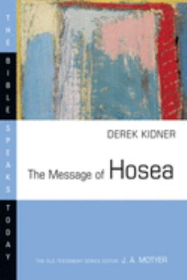 The Message of Hosea 9780877842903