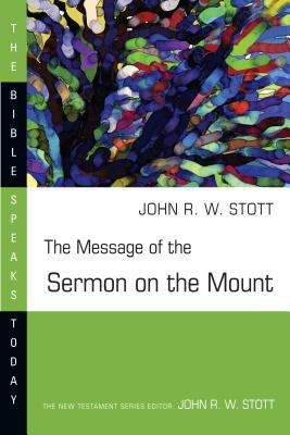 The Message of the Sermon on the Mount 9780877842965