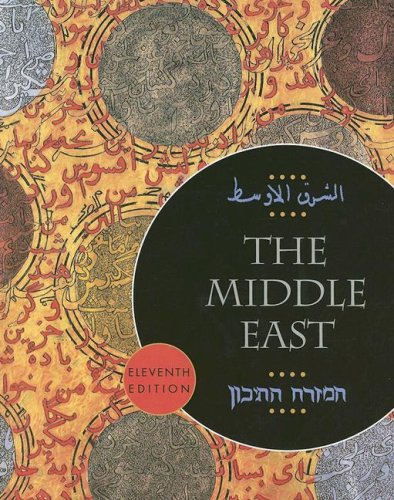 The Middle East 9780872893696