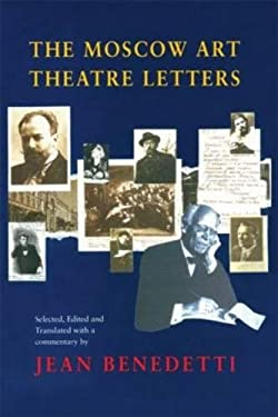 The Moscow Art Theatre Letters 9780878300846
