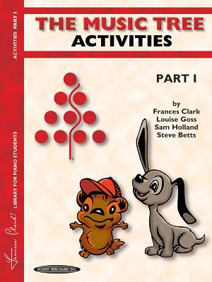 Music Tree Activities Book : Part 1