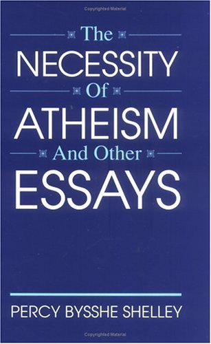 The Necessity of Atheism, and Other Essays 9780879757748