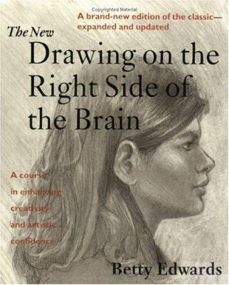 The New Drawing on the Right Side of the Brain: The 1999, 3rd Edition 9780874774191