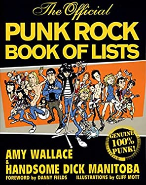 The Official Punk Rock Book of Lists 9780879309190
