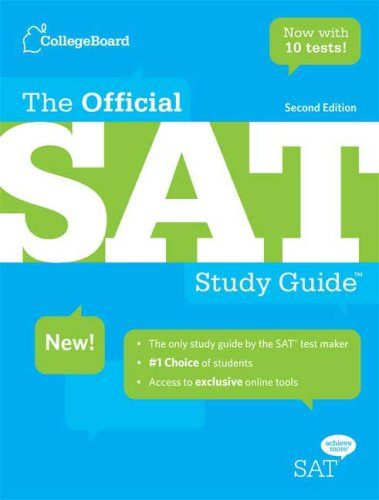 The Official SAT Study Guide 9780874478525
