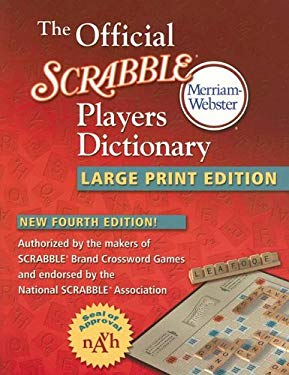 The Official Scrabble Players Dictionary 9780877796343