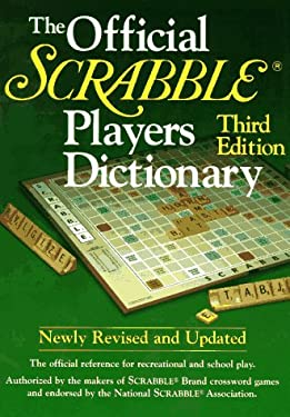 The Official Scrabble Players Dictionary 9780877792208