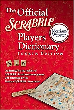The Official Scrabble Players Dictionary 9780877794202