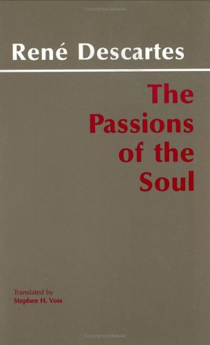 The Passions of the Soul 9780872200357