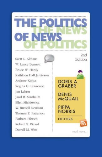 The Politics of News: The News of Politics 9780872894068