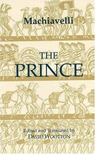 The Prince 9780872203167