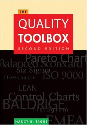 The Quality Toolbox 9780873896399
