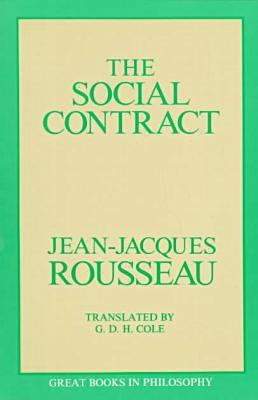 The Social Contract 9780879754440