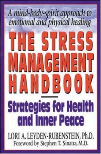 The Stress Management Handbook 9780879837945