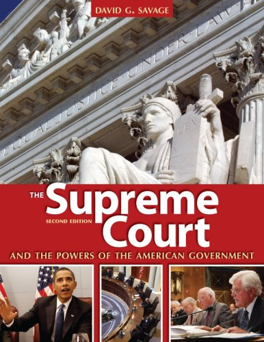 The Supreme Court and the Powers of the American Government 9780872894259