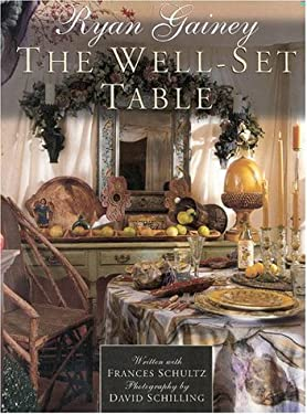 The Well-Set Table 9780878339457