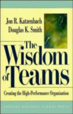 The Wisdom of Teams 9780875843674