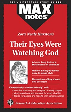 Their Eyes Were Watching God (Maxnotes Literature Guides) 9780878910533