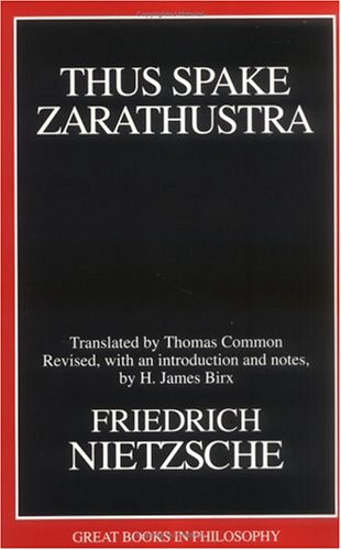 Thus Spake Zarathustra 9780879758615