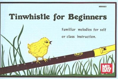 Tinwhistle for Beginners 9780871668912