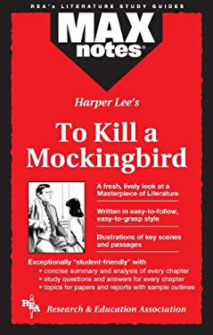 To Kill a Mockingbird (Maxnotes Literature Guides) 9780878919468