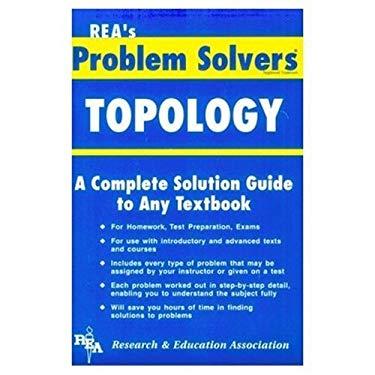 Topology Problem Solver 9780878919253