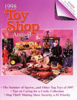 Toy Shop 1998 Annual 9780873415736