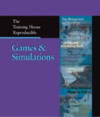 Training House Reproducible Games and Simulations 9780874255362