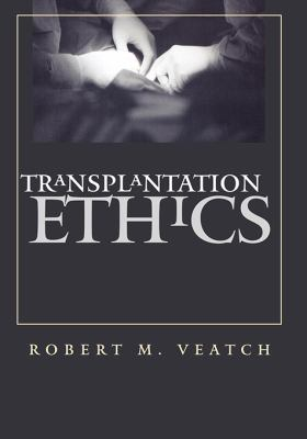 Transplantation Ethics 9780878408122