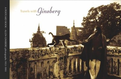 Travels with Ginsberg: A Postcard Book: Allen Ginsberg Photographs 9780872863972