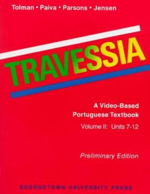 Travessia 2 Textbook Portuguese 9780878402281