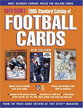 Tuff Stuff 2005 Standard Catalog of Football Cards