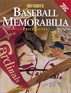 Tuff Stuff's Baseball Memorabilia Price Guide 9780873492676
