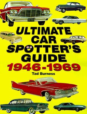 Ultimate Car Spotter's Guide, 1946-1969 9780873416290