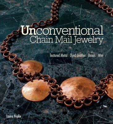 Unconventional Chain Mail Jewelry 9780871164339