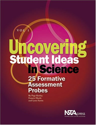 Uncovering Student Ideas in Science 9780873552554
